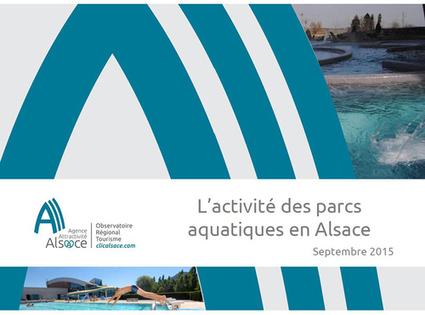 L'activité des parcs aquatiques en Alsace - Observatoire Tourisme - ORTA | Le site www.clicalsace.com | Scoop.it