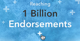 1 Billion Endorsements Given on LinkedIn [INFOGRAPHIC] | Official LinkedIn Blog | Personal Branding and Professional networks - @Socialfave @TheMisterFavor @TOOLS_BOX_DEV @TOOLS_BOX_EUR @P_TREBAUL @DNAMktg @DNADatas @BRETAGNE_CHARME @TOOLS_BOX_IND @TOOLS_BOX_ITA @TOOLS_BOX_UK @TOOLS_BOX_ESP @TOOLS_BOX_GER @TOOLS_BOX_DEV @TOOLS_BOX_BRA | Scoop.it