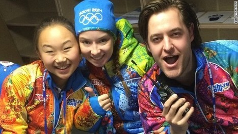 From Russia with love: Sochi volunteers give good vibes - CNN (blog) | Non-Profits | Scoop.it