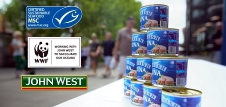 John West Partnering with WWF, MSC to Offer World's Largest Range of Sustainable Tuna | Sustainable Brands | Aquaculture Directory | Scoop.it