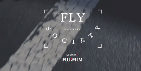 Short film, 'Fly Society', showcases the X100T for street photography | Fujifilm X Series APS C sensor camera | Scoop.it