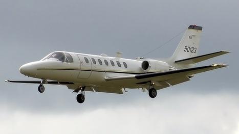 Des avions espionneraient les données mobiles de milliers d'Américains   Big Data au service du marketing   Scoop.it