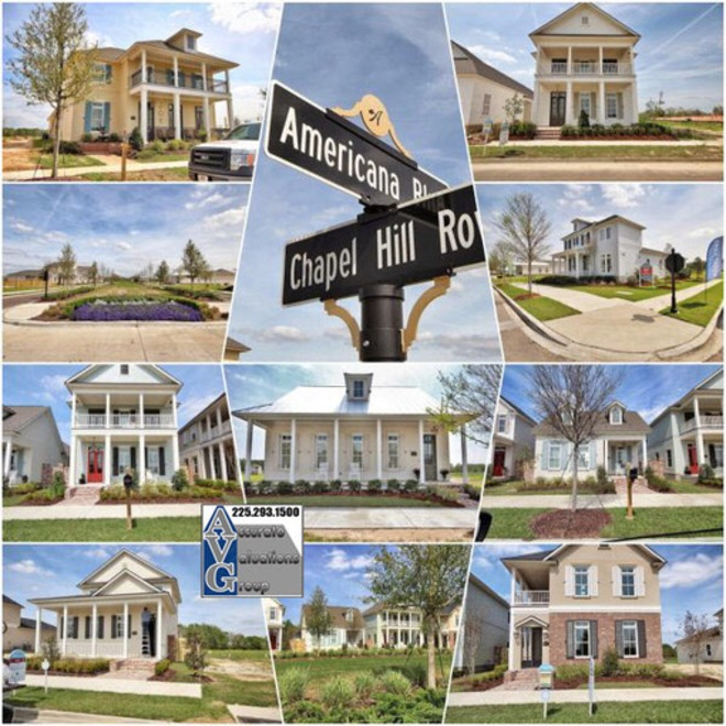 Americana in Zachary Louisiana Home Sales Trends 2015-2016 | Baton Rouge Real Estate Housing News | Baton Rouge Real Estate News | Scoop.it