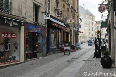 La rue Froide, reflet de l'époque médiévale - Caen.maville.com | GenealoNet | Scoop.it