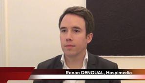 4 min 30 avec Ronan Denoual, directeur associé d'Hospimedia | health and news | Scoop.it