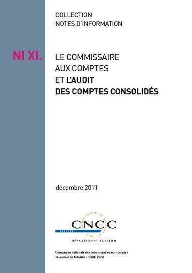 Le cadre normatif de la mission d'audit des comptes consolidés | Claude RAMEIX | Scoop.it