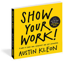 The Art Of Self-Promotion: 6 Tips For Getting Your Work Discovered   Creativ Focus   Scoop.it