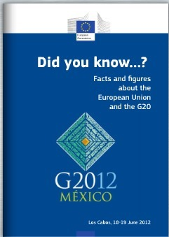 Up-to-date stats and facts about the EU and G20 | Net Gems | Scoop.it