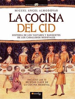 Las Recetas del Cid, de Miguel Angel Almodovar   El pan y el vino en la antigua Roma   Scoop.it