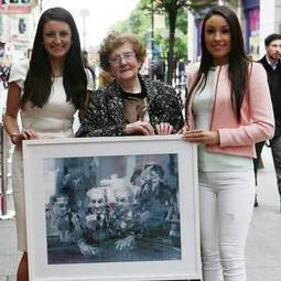 Keane's widow 'moved' by portrait of John B - Independent.ie | The Irish Literary Times | Scoop.it
