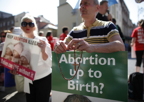 The Irish Abortion Bill Reveals a Deeply Ingrained Disregard for the Personhood of Women | Stop Personhood Campaign | Scoop.it