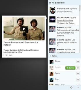 [vidéo] Dailymotion ajoute un peu plus de social sur sa plateforme | L'influence des sites de partage en ligne | Scoop.it