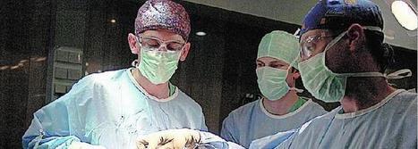 La Salud realiza la primera cirugía robotizada de implante de rodilla | Traumatologia | Scoop.it