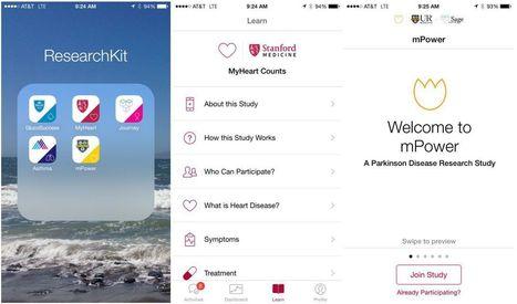 Salud 3.0 : Apple apuesta por la investigación clínica | Sanidad TIC | Scoop.it