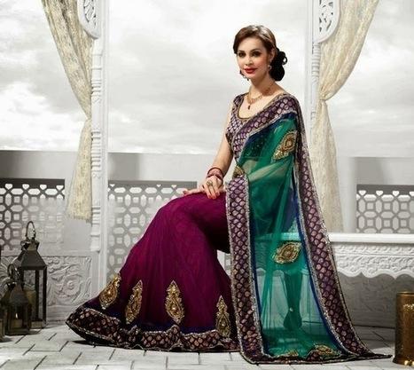 Lehenga Collection Indian Lehenga for Brides Designer Bridal Lehenga | Collection of Pakistani and Indian Dresses | Scoop.it