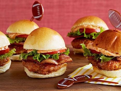 Super Bowl Snacks | food | Scoop.it