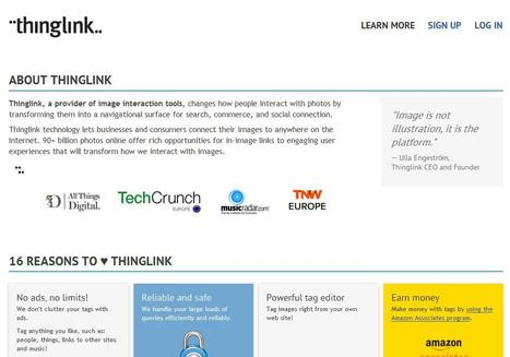 Thinglink — Make Your Images Interactive | Social media kitbag | Scoop.it