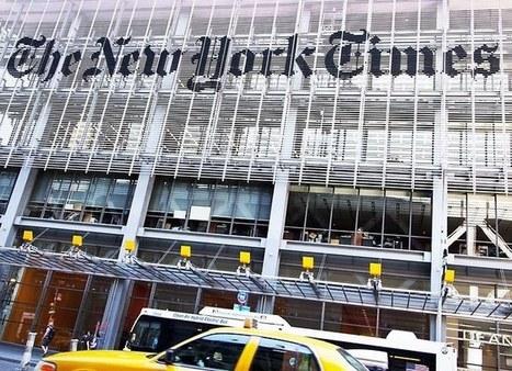 Le New York Times va se séparer de 100 salariés | Actu des médias | Scoop.it