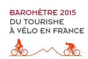 Baromètre 2015 du Tourisme à vélo - Départements & Régions Cyclables   Politiques cyclables des territoires   Scoop.it