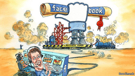 Zuckerberg's rocket, ready for lift-off | STARTO Community News | Scoop.it