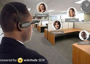 Vuzix announces partnership with Wikitude - CIOL | Augmented Reality News and Trends | Scoop.it