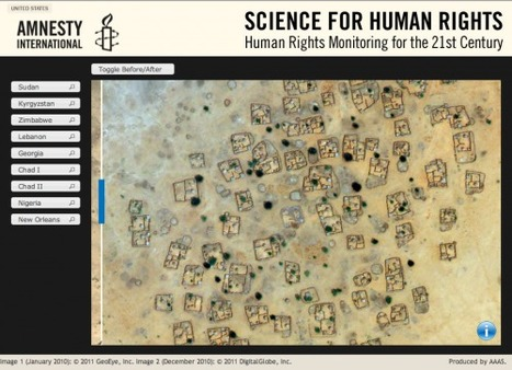 Syria: Crowdsourcing Satellite Imagery Analysis to Identify Mass Human RightsViolations | change&innovation | Scoop.it