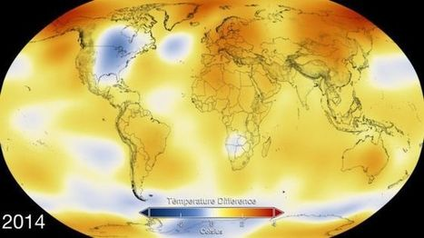 Warming set to breach 1C threshold - BBC News | Knowmads, Infocology of the future | Scoop.it