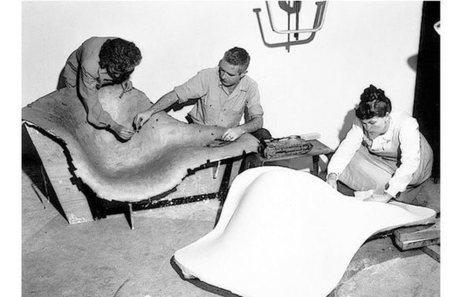 TLD Toute La Decoration   «La Chaise» par Charles & Ray Eames   Mobilier d'exception   Scoop.it