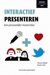 Nieuw Boek 'Interactief Presenteren'   The Impact of Storytelling   Scoop.it