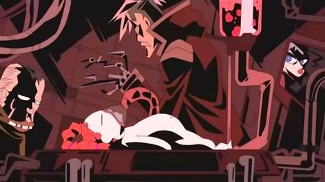 Dead Leaves is Cyberpunk Chaos [8/10] | Neon Dystopia | Post-Sapiens, les êtres technologiques | Scoop.it