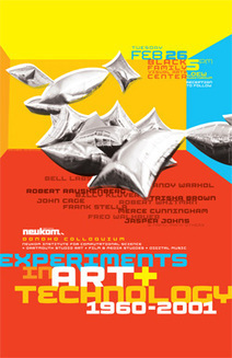 Filmmaker Recalls When Technology and Art Got Together ...   Art and Technology in the Classroom   Scoop.it