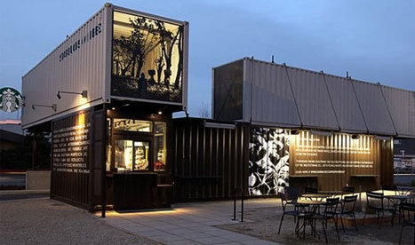 Cargotecture – the Rise of Recycling Shipping Containers | The Blog's Revue by OlivierSC | Scoop.it