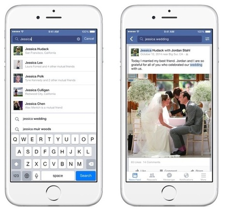 Facebook Users Can Finally Search for Posts - AllFacebook | Animation Numérique de Territoire | Scoop.it