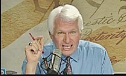 """AFA's Bryan Fischer:  Gays are """"'jack-booted homofascist thugs' for wanting to be equal. – Video 