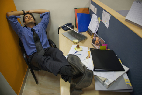 10 Excuses Unproductive People Basically Always Use | Surviving Leadership Chaos | Scoop.it
