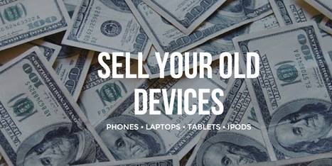 Announcing the best value fix or cash trade-in for your unused/old iPhones, iPads and other Apple products | Macwidgets..some mac news clips | Scoop.it