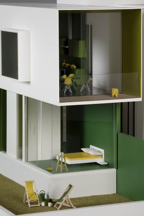 Architects design dolls' houses for charity - DesignCurial | POC+P architects | Scoop.it