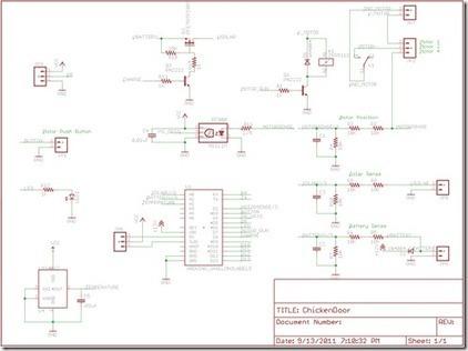 Automated Chicken Coop Door   Arduino, Netduino, Rasperry Pi!   Scoop.it