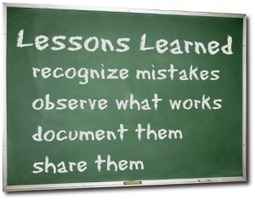 Top 5 Lessons Learned In 2011 | What I Wish I Had Known | Scoop.it