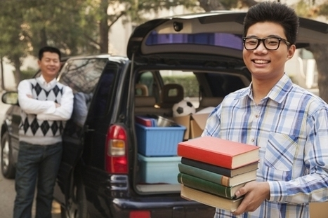 Number of Chinese outbound students up by 11% in 2014 | Country Reports | Scoop.it