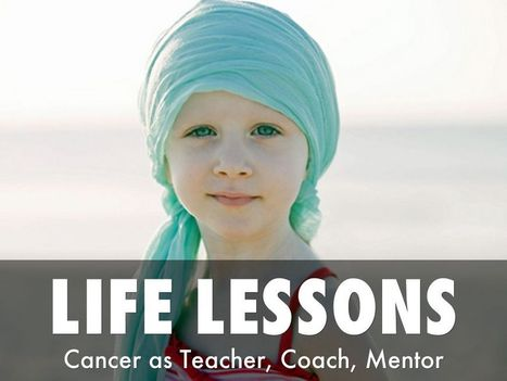 """Cancer's Life lessons"" - A Haiku Deck by Martin Smith 