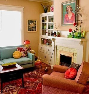 Merging Old and New in Vintage Home | Interior design | Scoop.it
