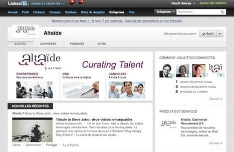 Linkedin: les nouvelles pages d'entreprises sont disponibles.   SMO2 by Oxygène Communication   Scoop.it