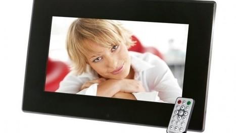 Ramka cyfrowa do zdjęć   Telephone & Some Technologies   Scoop.it