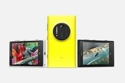 Nokia essaie de se relancer avec le Lumia 1020, taillé pour la photo - 01net | Compil Nokia Lumia 1020 | Scoop.it