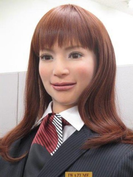 Check In to Japan's Creepy Robot Hotel | Innovation | Scoop.it