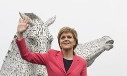 Nicola Sturgeon spreads calm after alien attack in BBC Radio 4 adaptation | My Scotland | Scoop.it