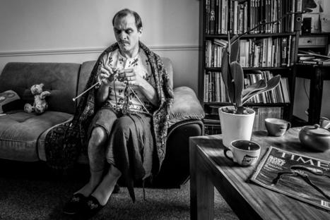 Selfportrait | Serge Bouvet, photographe reporter | PHOTOGRAPHERS | Scoop.it