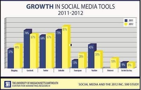 Social Media and LinkedIn on the Rise | Social Media Marketing | Scoop.it