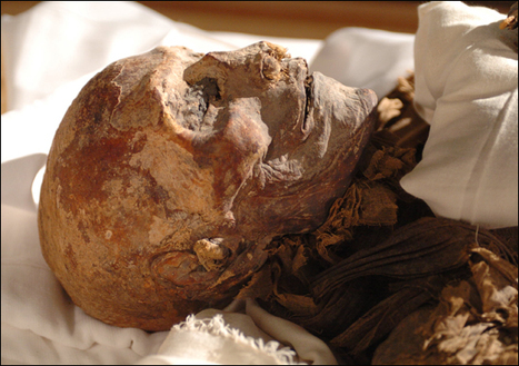 History of Mummification: Gotta-See Video : Discovery News | Mr. Berghoff 's History | Scoop.it